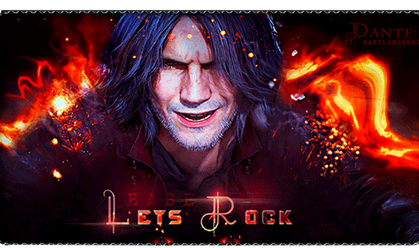D A N T E - DMC 5 by MaryLander97