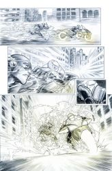 Flash 10 page 9 by manapul