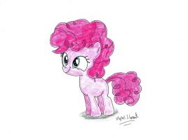 Filly Pinkie Pie by UlyssesGrant