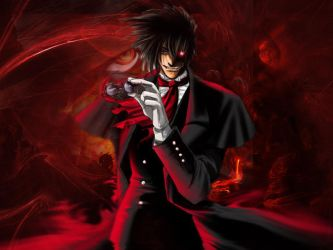 Hellsing Alucard by BakaSteamBoat