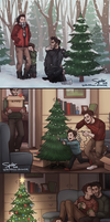 Christmas Tree by spider999now