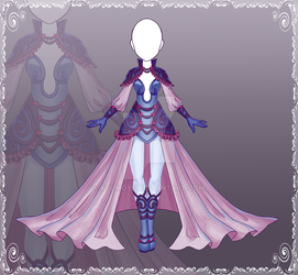 [Close] Adoptable Outfit Auction 68 by Kolmoys