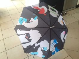 Furfrou Umbrella