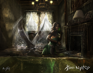 Project Scissors: NightCry - From underwater by Chris-Darril