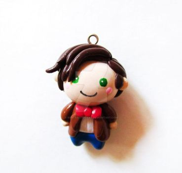 Doctor Who 11th Doctor Chibi by mAd-ArIsToCrAt