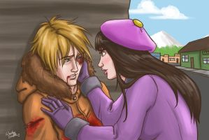It's Ok Kenny by WendyDoodles