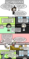 Illustrated Guide to Homestuck IN PLAIN ENGLISH by Spaztique
