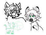 Doodle3 by ChibiConan