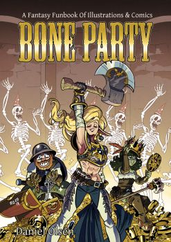 Bone Party Cover by weremole