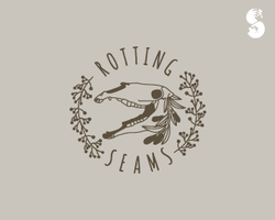 ROTTINGSEAMS-Logo by IrianWhitefox
