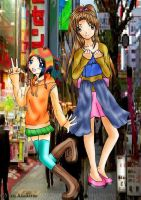 +We Love Love Hina+ by Pinny