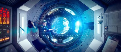Zero Gravity - collaboration by neverdying