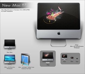 New iMac 07 by Jaziel