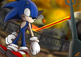 Sonic Forces by A-Mitsuki