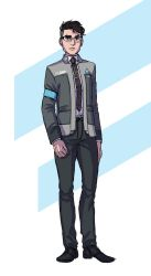 Whatif Challenge 31 : Connor DBH by Rakjah