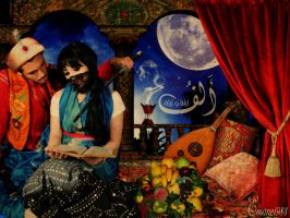Arabian Nights by Emane1983