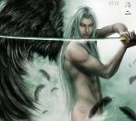 General Sephiroth by K-Koji