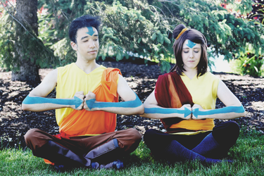 The Legend of Korra: Stop staring at me, Kai. by tayyrawr