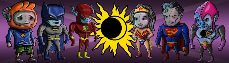 Scribblenauts Eclipso by WilliamDettrey