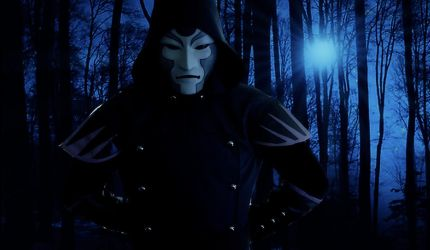 I AM AMON... by slasherman