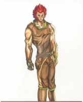 Lion-o by WickedUlquiorra