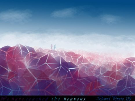 Heaven's Cube by Skylink