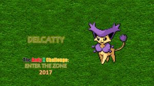AXC Reboot Pic #9 - Meet Delcatty by ZutzuCrobat55