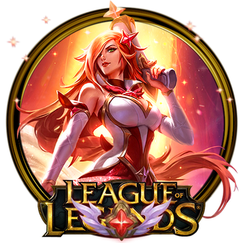 Star Guardian Miss Fortune Dock Icon by OutlawNinja