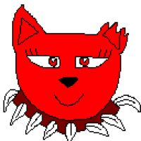 Blood headshot pixel  by ShadowTheLeader