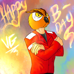 B-Day Vanoss Gift by Sn0wyAnGel