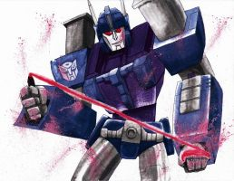 SG Ultra Magnus by just-nuts