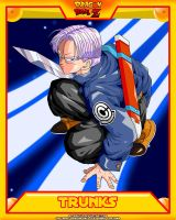 DBZ-Trunks V2 by el-maky-z