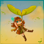 Wind Rider by mofufuu