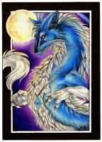 ElorenLeianor ACEO by FireMaster13