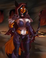 #17 Sylvanas Windrunner (World of Warcraft) FUNDED by DesertFoxKatbox