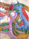 The Feathered Serpant by Twylyght99