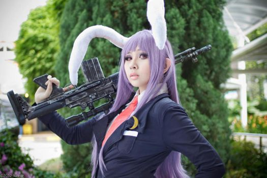 Cosfest XI: Go For It Day 1 - Reisen 01 by ArishigeAIKO