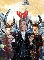 Gallifrey Christmas by SimmonBeresford