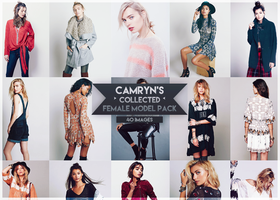 Camryn's Model Pack #1 by CrazyLies