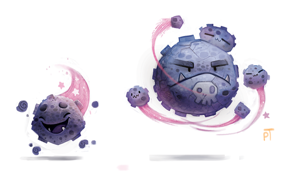 DAY 496. Kanto 109 - 110 by Cryptid-Creations