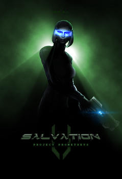 The A.I. - Salvation II Teaser Series #5 by EspionageDB7
