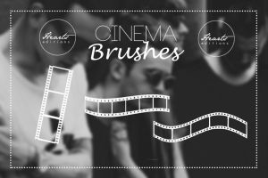 Cinema Brushes By Hearts Editions by IAmAOtherGirl