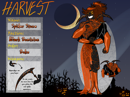 Harvest App: Spider Stone by Taii-of-Kaon