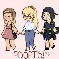 Adopts by Yifao