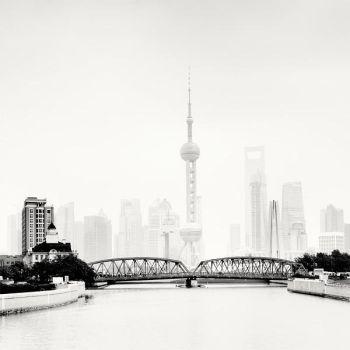 Shanghai - Pudong by xMEGALOPOLISx