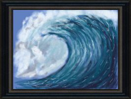 Dsi Art Academy - Wave by Elee-chan