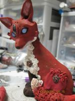 wip the fox of the forlorn by krishna76