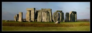 UK 35 - Stonehenge 05 by Keith-Killer