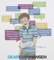 Dear Evan Hansen by Grumpy-O-Sheep