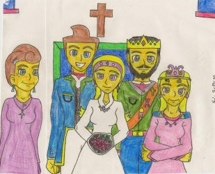 ACW Wedding Picture by MSKM2001